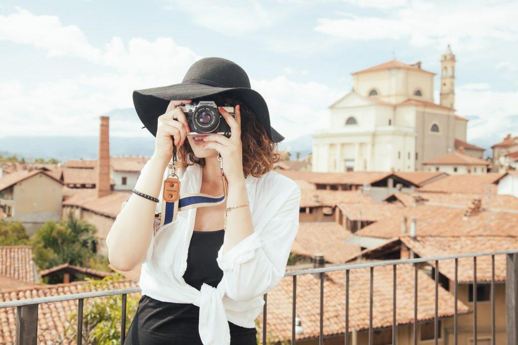cestovanie, fotografka